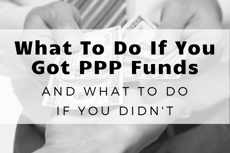 What Your Woodland Park & Colorado Springs Business Should Do If They Received PPP Funding