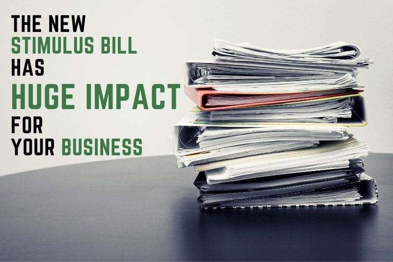 The New Stimulus Bill Has Huge Impacts For Woodland Park & Colorado Springs Businesses