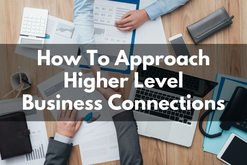 How To Approach Bigger Business Players In Pikes Peak Area or Your Niche