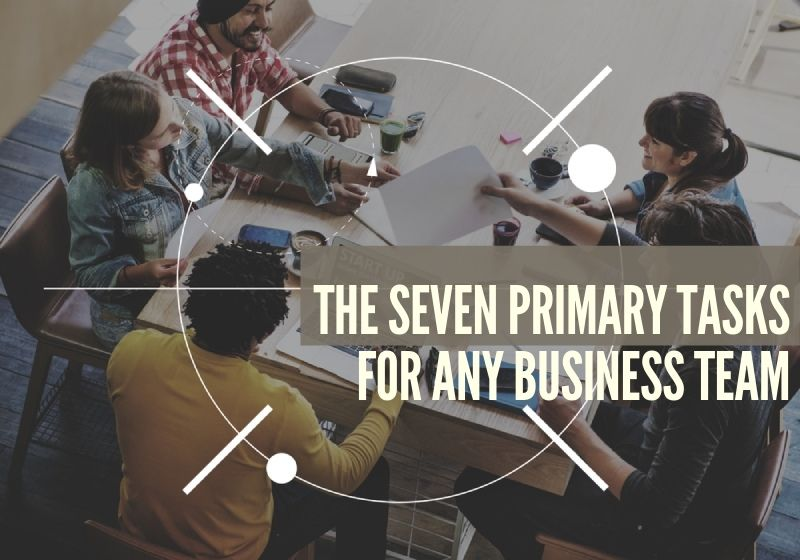 The Seven Primary Tasks For Any Woodland Park & Colorado Springs Business Team